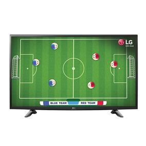 Tv Gamer Led 43 Lg 43lh5100 Full Hd (tela Quebrada)