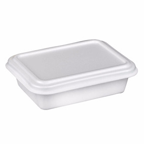 Embalagens Marmitex Isopor 500ml 200unidades