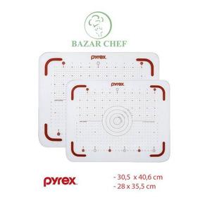 Tabla Corte Picar Vidrio Templado Pyrex X2 Un - Bazar Chef