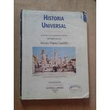 Historia Universal 8voº-aureo Yépez- Editorial Larense