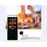 Mp3 Touch 8 Gb ,metal ,grbador De Voz,nuevo