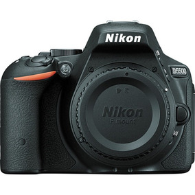 Camera Nikon D5500 + Lente Nikon 18-55