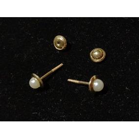 ebaa875897ab Argollas De Oro Para Niña - Joyería Perlas en Mercado Libre Chile