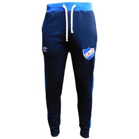 Pantalon Con Puño Nacional Adulto Marino 2018 Bolsoshop