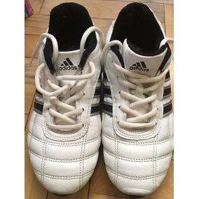 Zapatillas adidas Cuero Taekwondo Dama 36,5 Originales