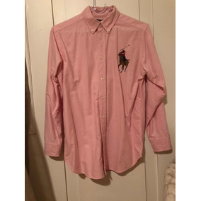 Camisa Big Pônei Original Polo Ralph Lauren