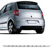 Friso Do Porta Malas Fox 2004/2011 Escovado Volkswagen