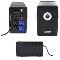 Ups Regulador De Voltage R700 650va Bateria Tv Pc Laptop
