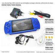 Mini Console De Vídeo Game Portátil Jogos Retro Clássico A@