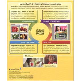 Rosetta Stone + 1 Idioma Completo +versao Para Celular