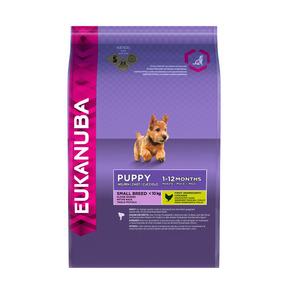 Alimento Perro Eukanuba Cachorro Raza Pequeña 3 Kg
