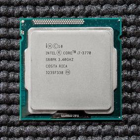 Processador Intel Core I7 3770 3.4ghz Lga 1155 3º Geração