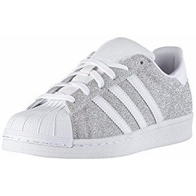 adidas superstar negras brillantes