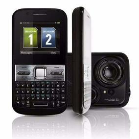 Celular Mp50 Q5 2chips Wifi Tv Radioveja As Cores Disponivel