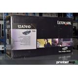 Lexmark 12a7415 Toner Nuevo Original Para T420 - Printersup