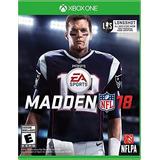 ¡¡¡ Madden 18 Para Xbox One En Wholegames !!!