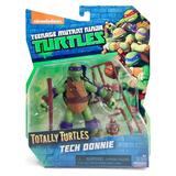 Muñeco Tortugas Ninja 13cm Articulado Accesorios Educando