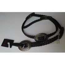 Guess Cinturon Dama Negro S Piel $415 Pesos Nuevo Original