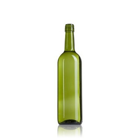 Botella De Vidrio Con Corcho, 750 Ml. Recuerdos,envasar