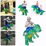 Dinosaurio Inflable Nuevos. Para Niños, Jóvenes O Adultos.