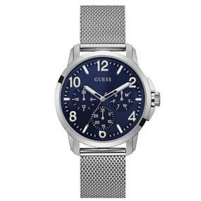 Reloj Regent Plateado Guess