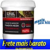Creme De Massagem Pimenta Negra 650g , Original