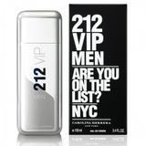 212 Vip Men 100ml De Carolina Herrera + Envio Gratis!!
