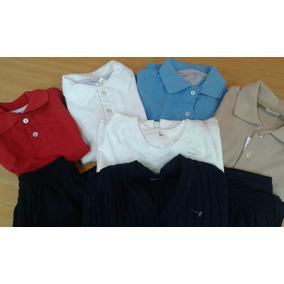 Uniformes Escolares: Franelas, Chemises, Pantalnes, Monos