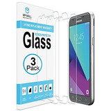3pack Samsung Galaxy J3 Emerge Protector De Pantalla Mpmall