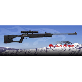 Rifle Mendoza Black Hawk 7000 + Mira 4x32+ Extras