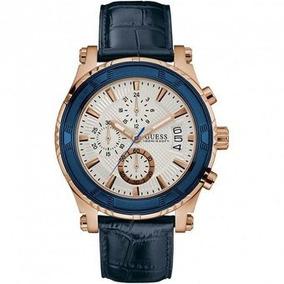 Reloj Guess Hombre Cuero - Relojes en Mercado Libre Perú eee3ff9964c5