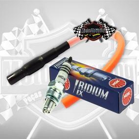 Kit Ibooster F1 + Ngk Iridium Dr8eix Yamaha Fazer 250