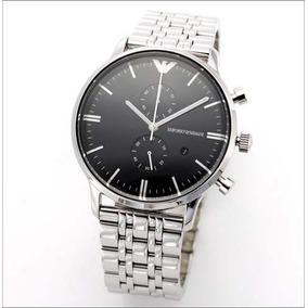 b0df241800c Relogio Armani Prata - Joias e Relógios no Mercado Livre Brasil