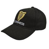 Gorra De Béisbol Guinness Con El Logotipo Oficial Y Firma Ro