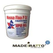 Massa Acrílica P/ Madeira P51 - Castanho  - 0,9kg