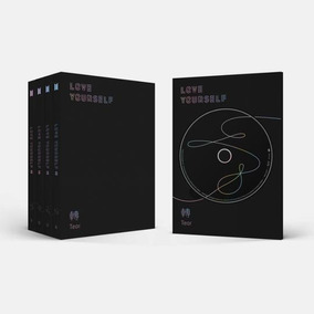 Bts - Love Yourself: Tear . Nuevo Importado