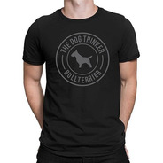 Remeras Algodón Hf ® Bull Terrier - Dog Thinker