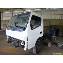 Chocados Mitsubishi Canter/ Sicronica