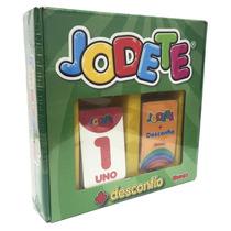 Jodete + Desconfio Juego De Cartas Habilidad Tactica Suerte