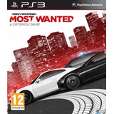 Digital Ps3 Need For Speed Most Wanted - Español