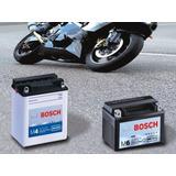 Bateria Moto Bosch Btx7a Ytx7a-bs Gilera Yl-150 Vc200 Rx150