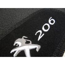 Jogo Tapete Peugeot 206 Borracha 5 Peças Melhor Do Mercado