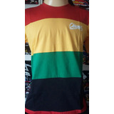 Camiseta Chronic Cores Do Reggae Catarina Atacado