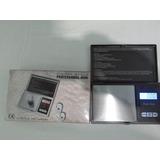 Balanza Gramera Digital Alta Precision 500gr 0,01gr Oro