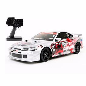 Silvia Drift Pro Com Controle Pro + Acessorios Completo