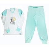 Pijama Infantil Malha Menino - Marca Nanar