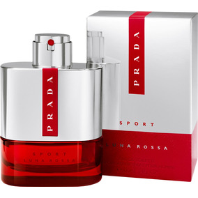 Perfume Prada Luna Rossa Sport Masculino Edt 100ml Original