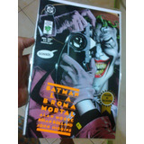 Comic Batman Killing Joke Broma Mortal En Español Alan Moore