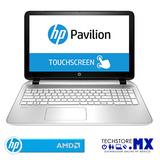 Súper Laptop Gamer H P Pavilion 15 Beatsaudio Touch 1tb 16gb
