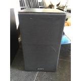 Subwoofer Sony Ss-h3500 6ohms Excelente Sonido Bocinas